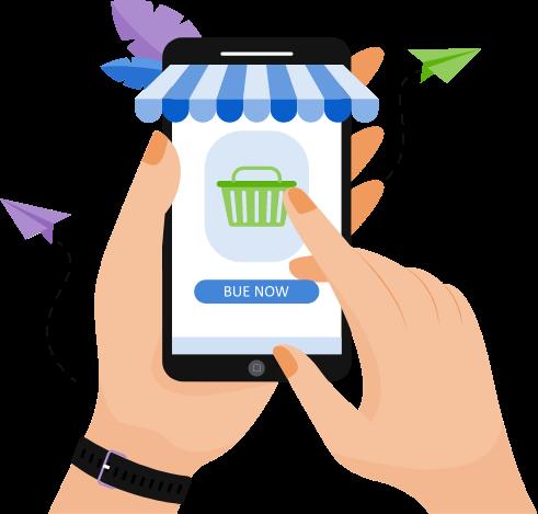 Use Case Online Shop